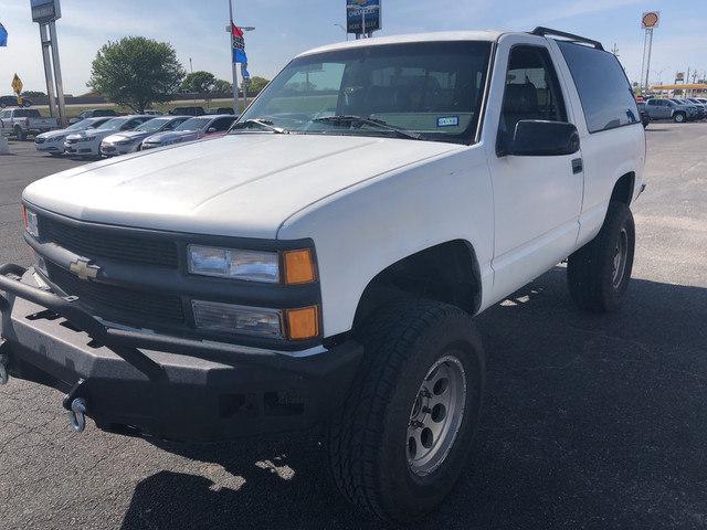 Photo 1994 Chevrolet Blazer Cheyenne