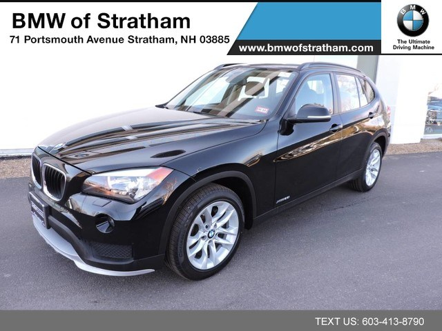 Photo 2015 BMW X1 xDrive28i xDrive28i COLD WEATHER MOONROOF SUV All-wheel Drive