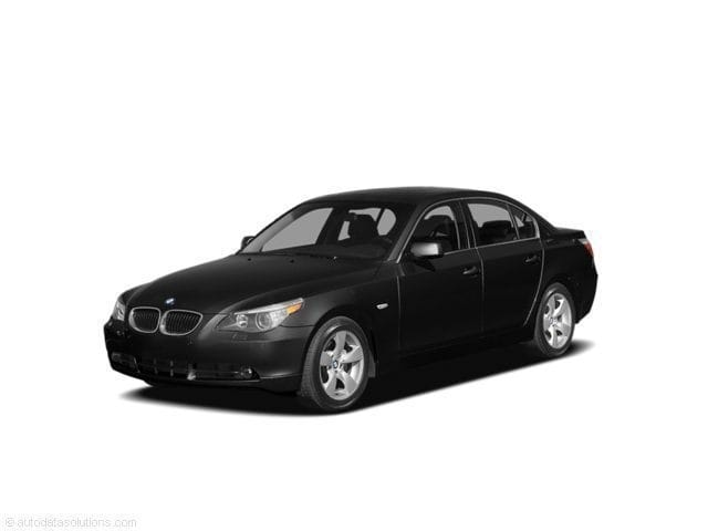 Photo 2007 Used BMW 5 Series For Sale Manchester NH  VINWBANF33557CS41619