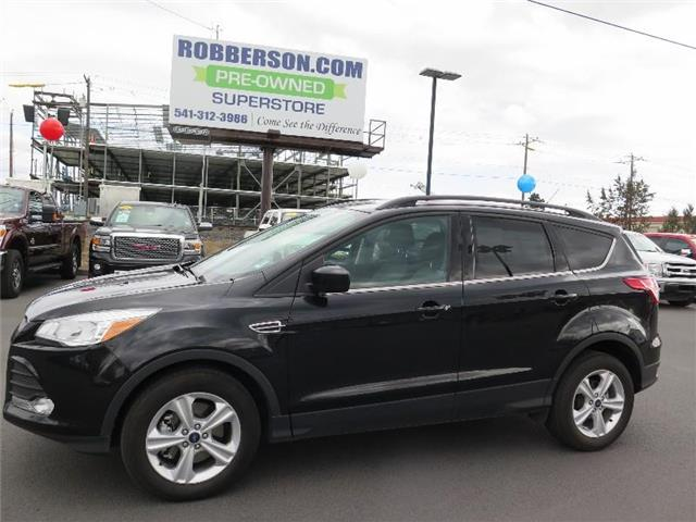 Photo Certified Pre-Owned 2015 Ford Escape SE 4x4 For Sale Bend, OR