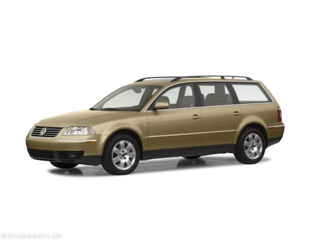 Photo Pre-Owned 2002 Volkswagen Passat GLS Wagon For Sale  Raleigh NC