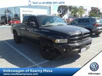 1999 Dodge Ram 1500 Pickup Truck Rear Wheel Drive