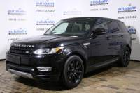 Certified Pre-Owned 2014 Land Rover Range Rover Sport 3.0 Supercharged HSE Four-Wheel Drive with Locking Differential 4 Door SUV