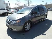 Used 2011 Honda Odyssey Touring For Sale | Bennington VT | VIN:5FNRL5H96BB019316