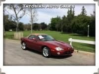 2001 Jaguar XK-Series Convertible