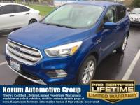 Used 2017 Ford Escape SE SUV I-4 cyl for Sale in Puyallup near Tacoma