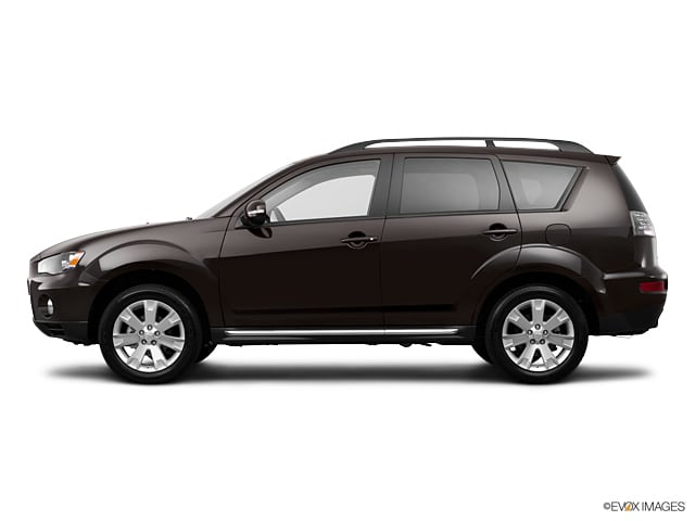 Photo Pre-Owned 2013 Mitsubishi Outlander SE in Schaumburg, IL, Near Palatine