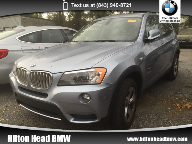 Photo 2011 BMW X3 xDrive28i 28i SAV All-wheel Drive