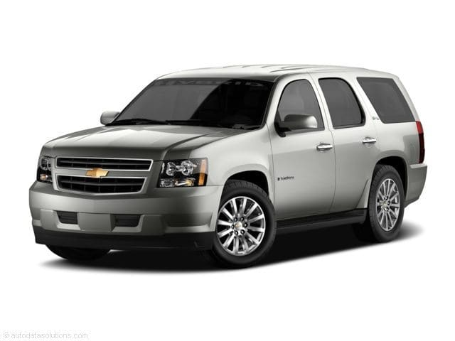 Photo Used 2008 Chevrolet Tahoe Hybrid for sale in Portsmouth, NH