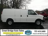 2010 Chevrolet Express 2500 Work Van Van Cargo Van
