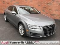 Used 2014 Audi A7 For Sale in Monroeville PA   WAUWGAFC1EN141664