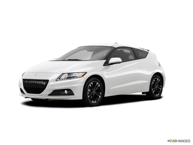 Photo Pre-Owned 2014 Honda CR-Z EX Coupe in Oakland, CA