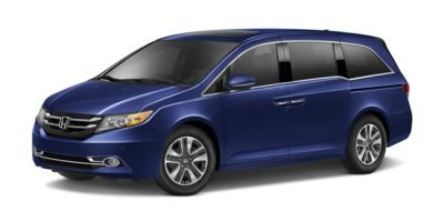Photo Pre-Owned 2014 Honda Odyssey Touring - FULLY LOADED ADVENTURE READY With Navigation