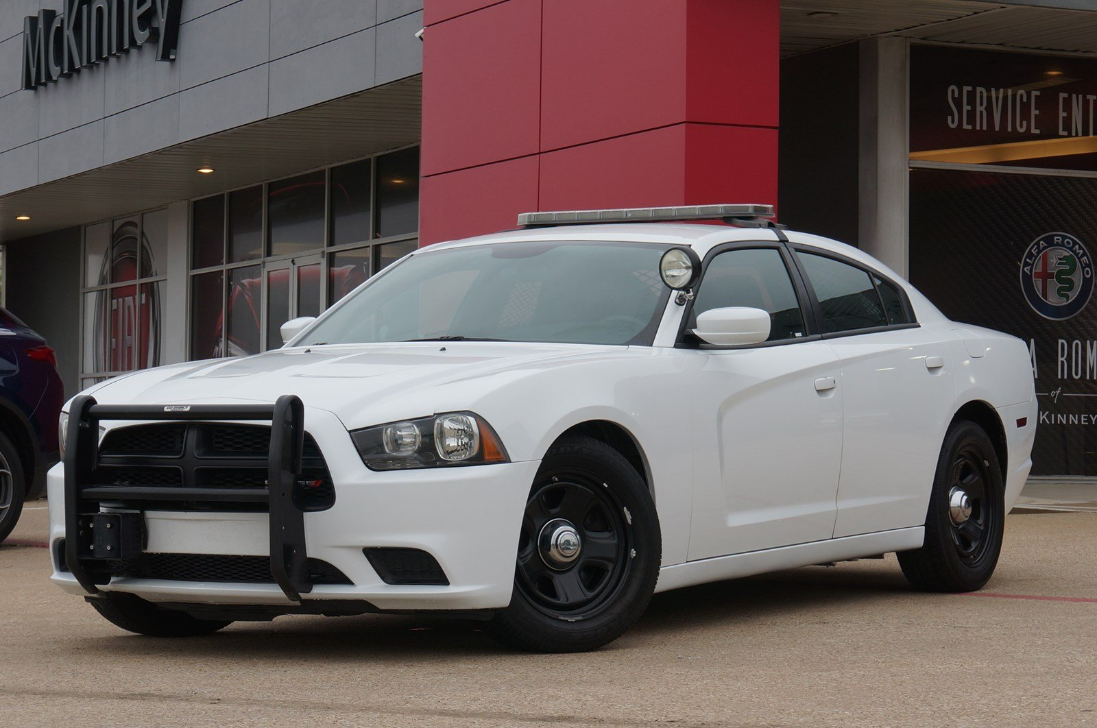 Photo 2014 Dodge Charger Police 4dr Car in McKinney