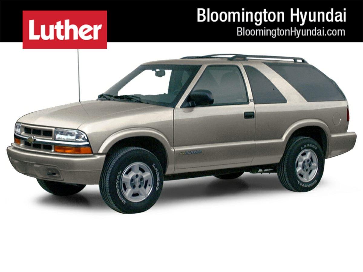 Photo 2000 Chevrolet Blazer LS in Bloomington