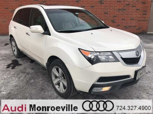 Photo Pre-Owned 2011 Acura MDX For Sale near Pittsburgh, PA  Near Greensburg, McKeesport,  Monroeville, PA  VIN2HNYD2H25BH507719