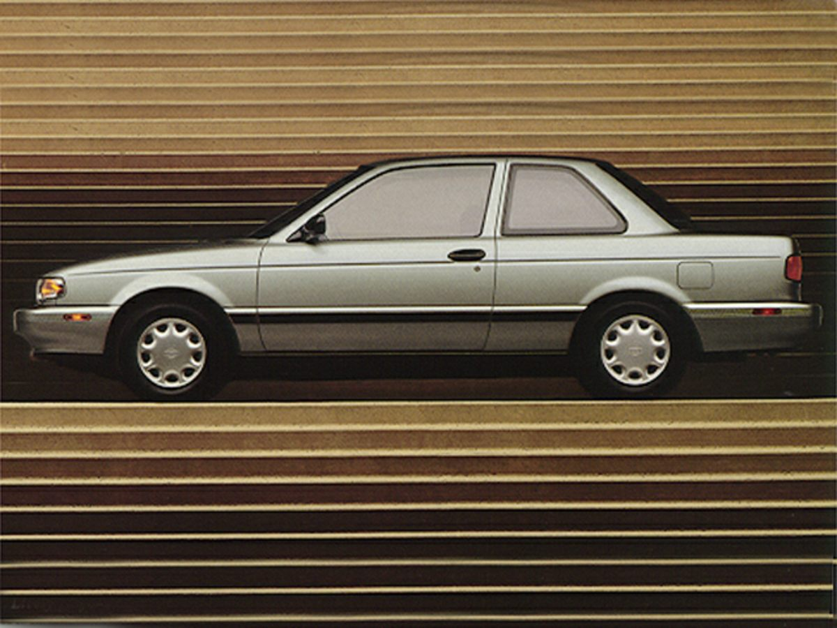 Photo Pre-Owned 1994 Nissan Sentra Coupe For Sale  Raleigh NC