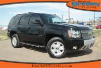 Pre-Owned 2013 Chevrolet Tahoe LT Four Wheel Drive Sport Utility For Sale in Greeley, Loveland, Windsor, Fort Collins, Longmont, Colorado