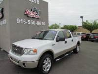 2007 Ford F-150 Lariat Leather 4 x 4 / Extra Clean