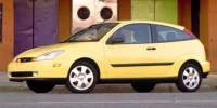 2003 Ford Focus ZX3 Hatchback