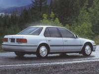 1993 Honda Accord LX Sedan Front-wheel Drive