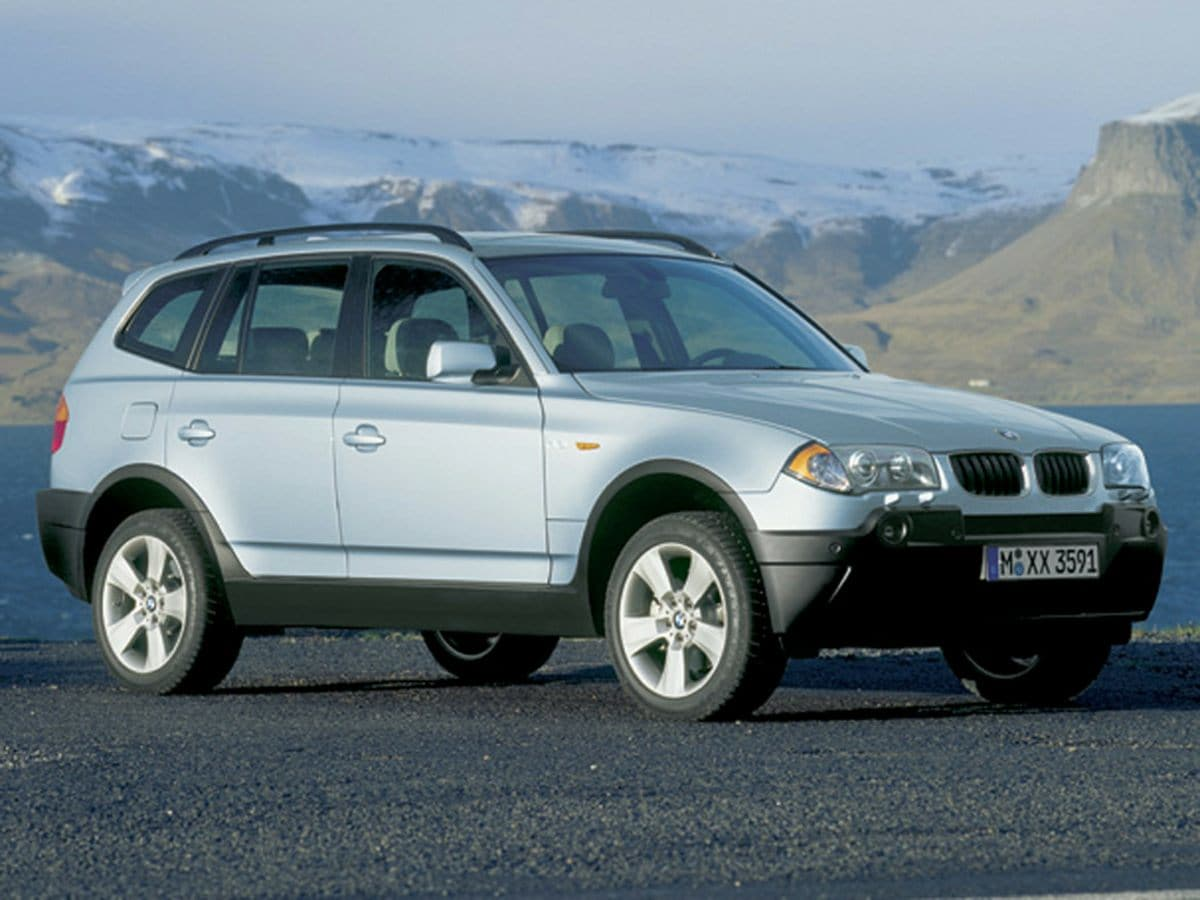 Photo Used 2004 BMW X3 For Sale  Soquel CA