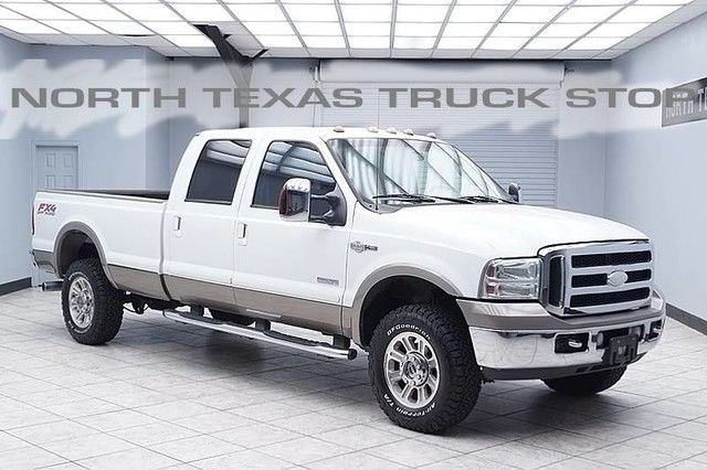 Photo 2006 Ford Super Duty F-350 King Ranch Diesel 4x4 SRW Long Heated Leather