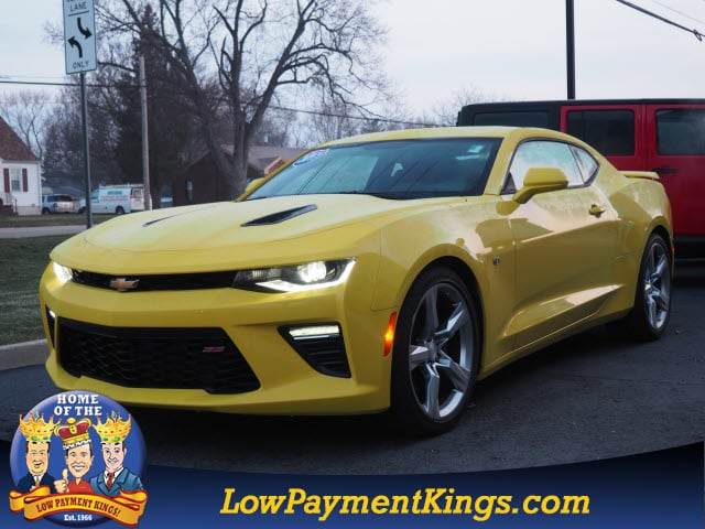 Photo 2017 Chevrolet Camaro SS SS Coupe w1SS