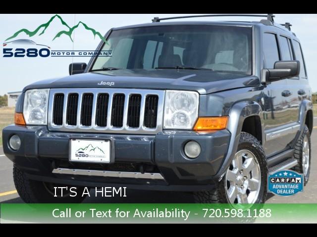 Photo 2008 Jeep Commander Limited 4WD Hemi