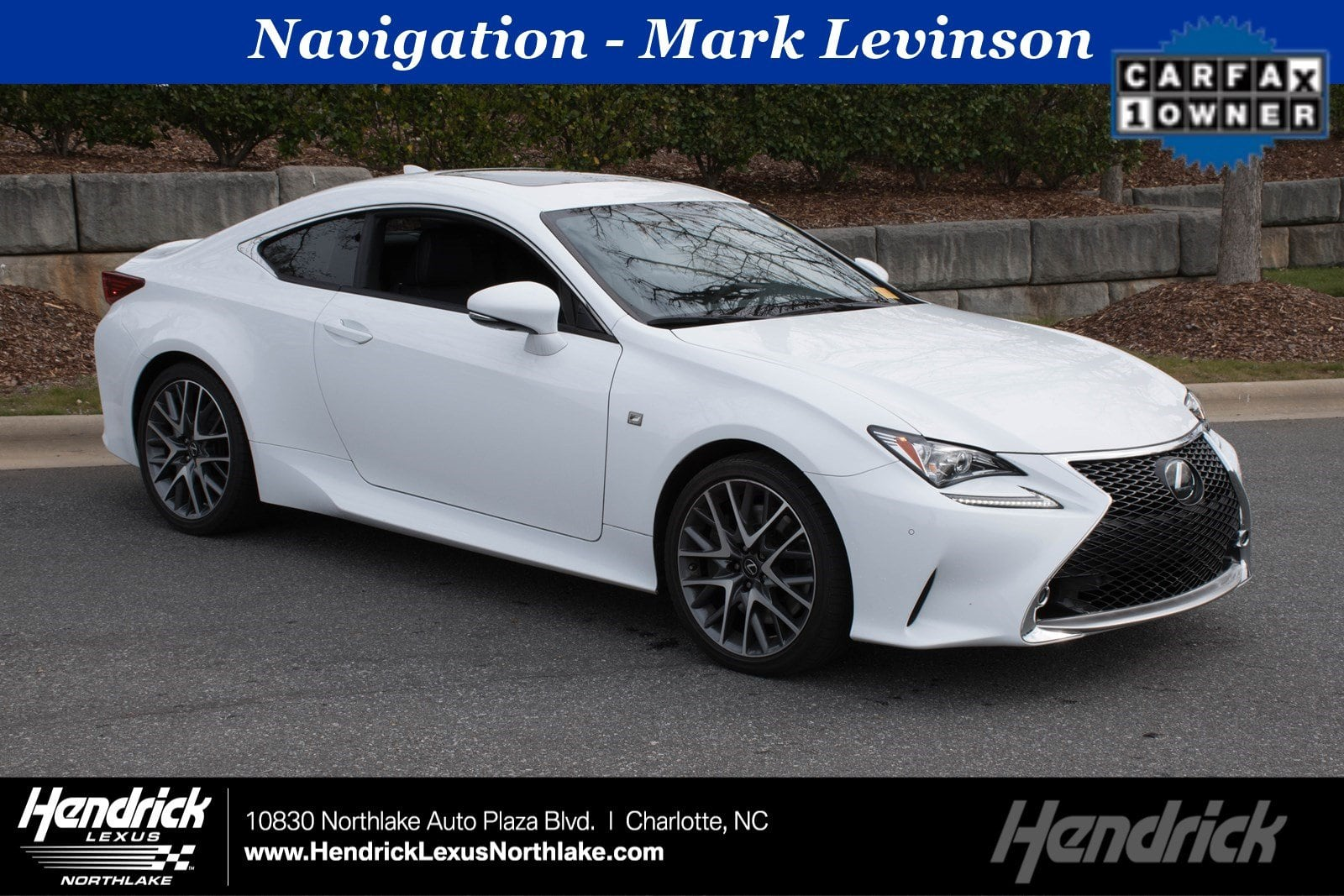 Photo 2015 LEXUS RC 350 F-Sport w Nav and Mark Levinson Coupe in Franklin, TN