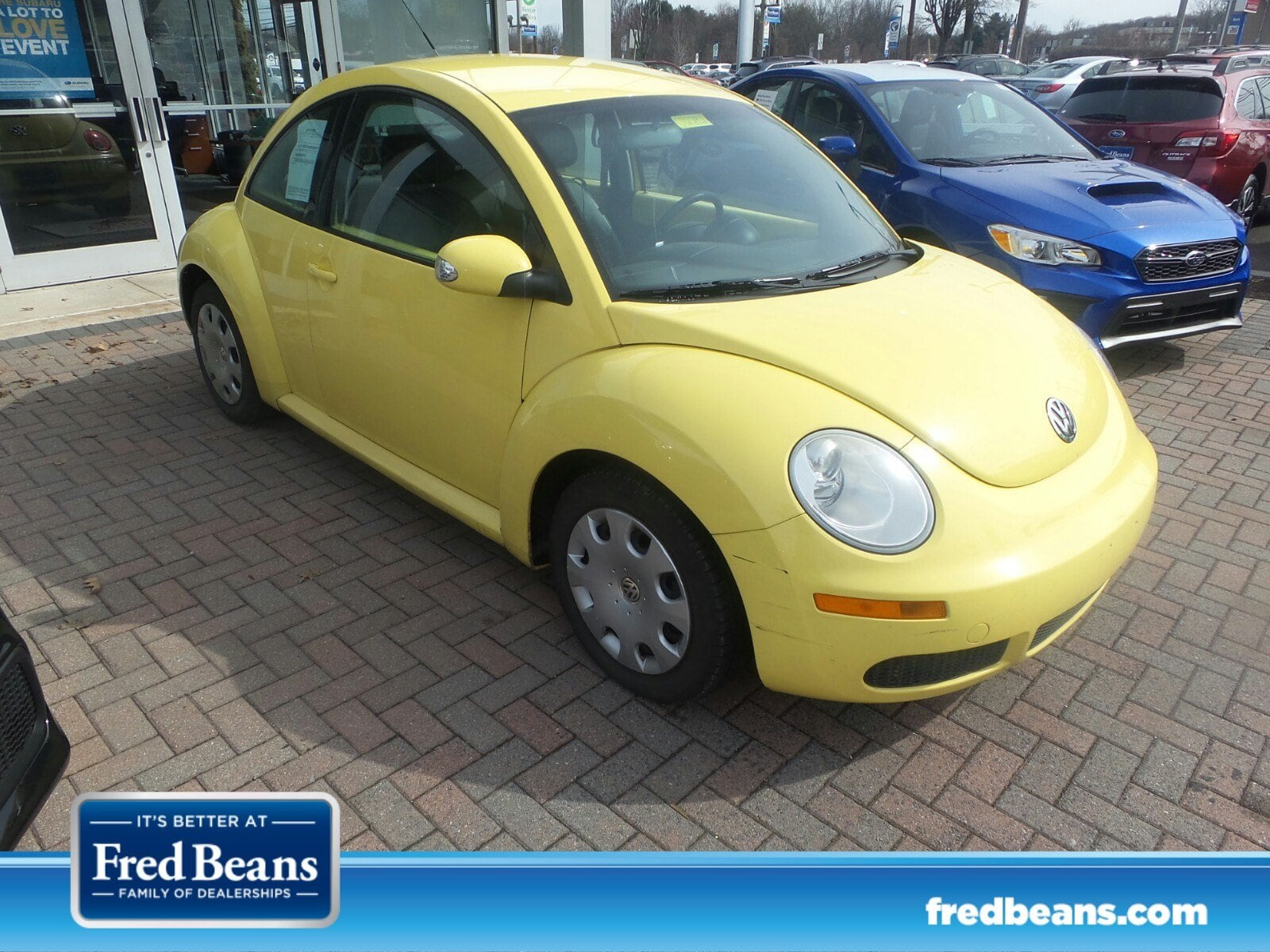 Photo Used 2010 Volkswagen New Beetle Coupe S For Sale in Doylestown PA  Serving Jenkintown, Sellersville  Feasterville  3VWPW3AG9AM020284