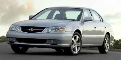 Photo Pre-Owned 2003 Acura TL Type S FWD 4dr Car