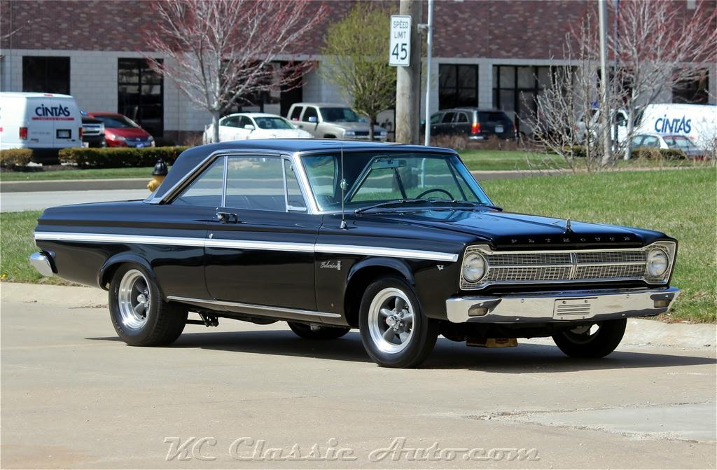 Photo 1965 Plymouth Belvedere II Max Wedge 550hp with a Tremec 5spd