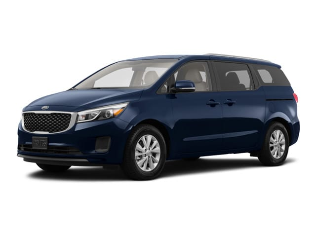 Photo 2017 Used Kia Sedona LX FWD For Sale in Moline IL  Serving Quad Cities, Davenport, Rock Island or Bettendorf  P18130
