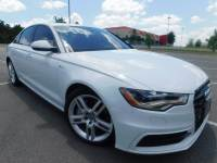 PRE-OWNED 2015 AUDI A6 3.0T PREMIUM PLUS AWD