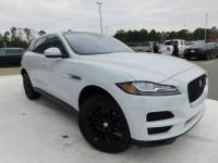 PRE-OWNED 2017 JAGUAR F-PACE 35T PRESTIGE WITH NAVIGATION & AWD