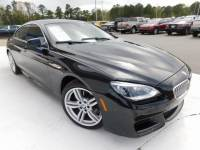 PRE-OWNED 2013 BMW 6 SERIES 650I WITH NAVIGATION