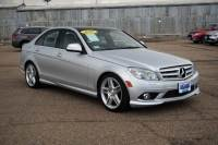 Used 2009 Mercedes-Benz C-Class For Sale near Denver in Thornton, CO | Near Arvada, Westminster& Broomfield, CO | VIN: WDDGF56X39R054972