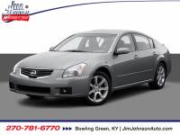 Used 2007 Nissan Maxima For Sale | Bowling Green KY