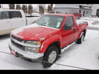2005 Chevrolet Colorado Z85 4WD