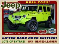 2016 Jeep Wrangler Unlimited Rubicon Hard Rock 4X4 - LIFTED - LOT$ OF EXTRA$!!
