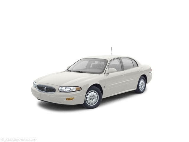 Photo Used 2004 Buick Lesabre Limited Sedan in Draper