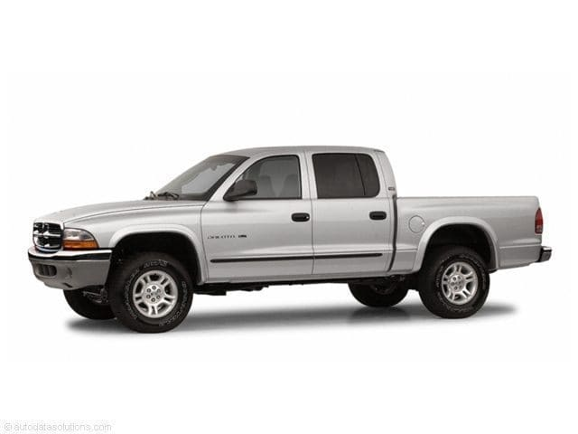 Photo Used 2002 Dodge Dakota Sport Quad Cab 131 WB 4WD Sport in Draper