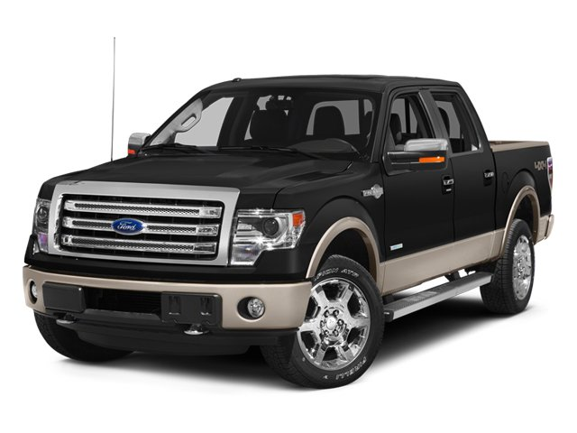 Photo Pre-Owned 2013 Ford F-150 King Ranch 4WD For Sale in Amarillo, TX