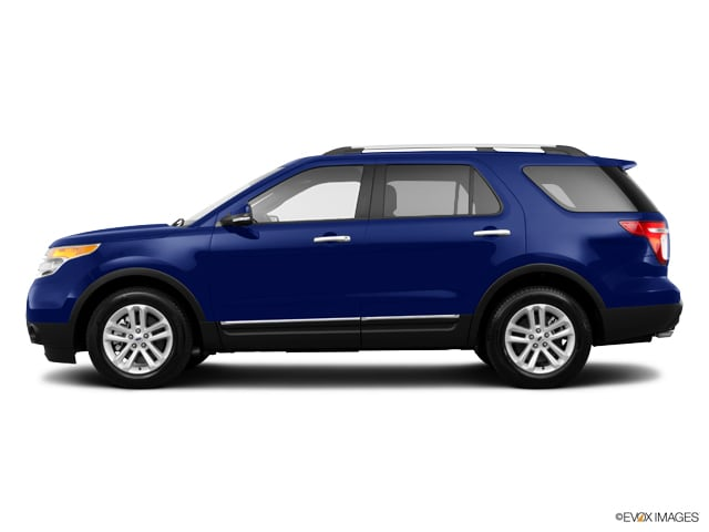 Photo Used 2014 Ford Explorer XLT 4WD 4dr SUV in Greenville, SC