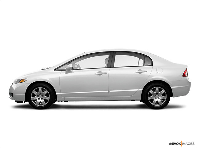 Photo Used 2009 Honda Civic 4dr Auto LX for Sale in Temecula