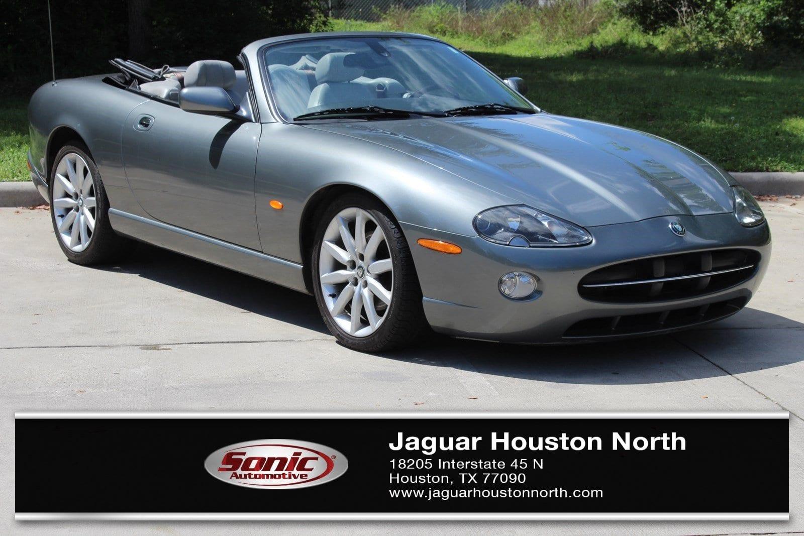 Photo Used 2005 Jaguar XK8 Base in Houston