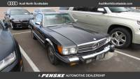 1987 Mercedes-Benz 560 560 SL