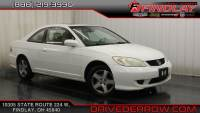 Used 2004 Honda Civic EX Coupe For Sale Findlay, OH