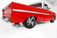 1965 Chevrolet Pickup Red & White C10 frame-Off, LS, Auto PS PB